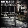 ZZZZZZZZ Menace Records 10 ANS - Compilation (Double CD Collector)