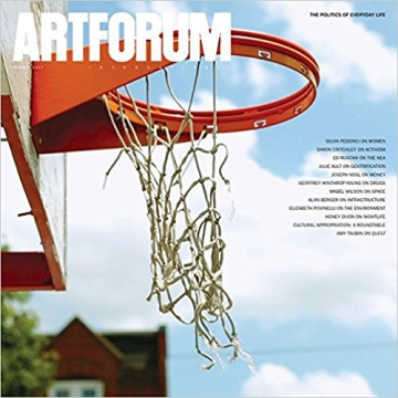 ARTFORUM INTERNATIONAL 2017 Vol 55 N°10