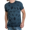 "American People Clothing Tee Shirt  "" Bleu "" Taille 12 ans"