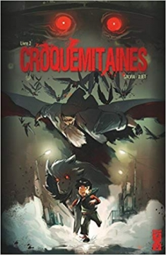 Glénat Comics  Croquemitaines - Tome 02 - Album