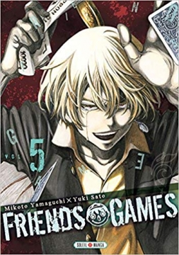 Friends Games - Vol 5 Tankobon - Broché