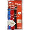 Armitage Collier Simple Nylon - 19 mm x 40 cm - Rouge