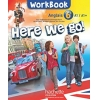 Hachette Here we go! anglais 6e - Workbook