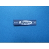ZZZZZZZZ Ecusson Thermocollant - Genuine Wear - 6 cm x 1.5 cm