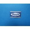 ZZZZZZZZ Ecusson Thermocollant - Genuine Wear - 4 cm x 2.5 cm
