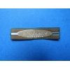 ZZZZZZZZ 3 Ecusson Thermocollant - Exclusive  - 6.3 cm x 1.5 cm