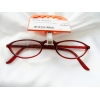 Optical Distribution Lunette de Lecture + 1.00 Rouge
