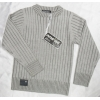 RMS 26 Pull Junior Gris Taille 12 ans