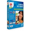 Micro Application 3252.01007 - Cartes de Visite - DVD-Rom PC