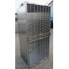 Suburan Surgical Cage pour Animaux Grande Taille - Inox Double Porte - 182.88 x 91.44 x