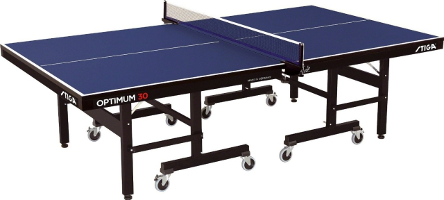 table de ping pong stiga optinum 30 int rieur. Black Bedroom Furniture Sets. Home Design Ideas