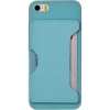 BigBen Collection Coque rigide  Porte-carte pour iPhone 6 Turquoise