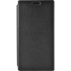 BigBen Collection Etui folio noir pour Sony Xperia M2